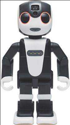 シャープ ロボット ロボホン 二足歩行 携帯電話 スマートフォン プロジェクター ダンス 音声認識 新製品に関連した画像-04
