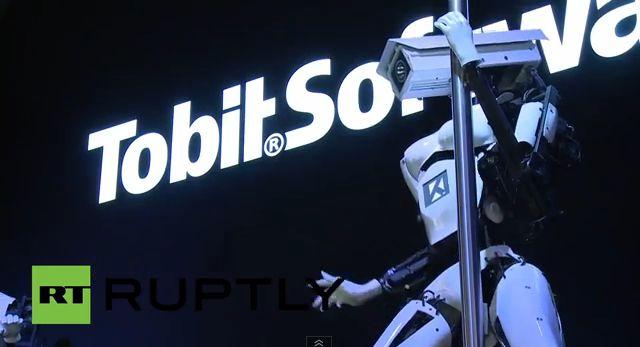 ポールダンスロボットに関連した画像-07
