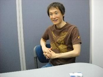 ゲームラボ及川さん