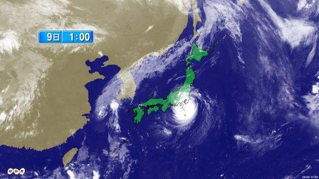台風15号 停電 記録的 暴風 厳重警戒に関連した画像-01