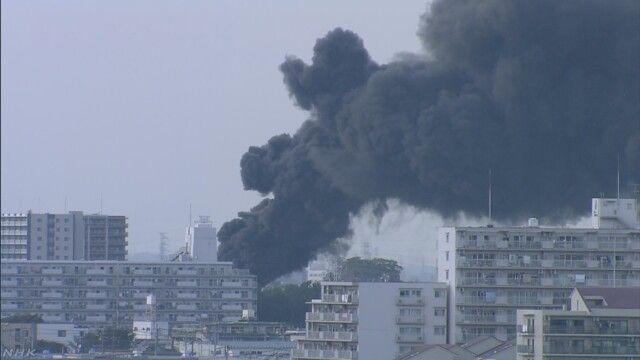 東京電力 黒煙 停電に関連した画像-01