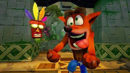 クラッシュ・バンディクー PS4 売上に関連した画像-01