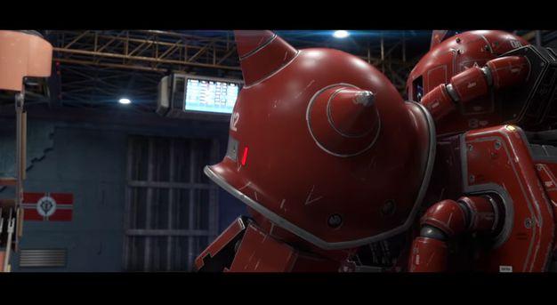 ガンダム CGムービー ファン 自主制作 公開に関連した画像-08