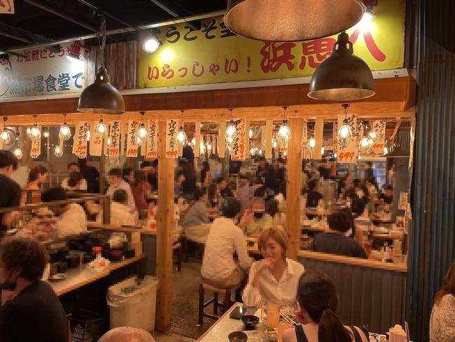 東京都 居酒屋 コロナ オリンピック 東京五輪 海外 記者 反応に関連した画像-04