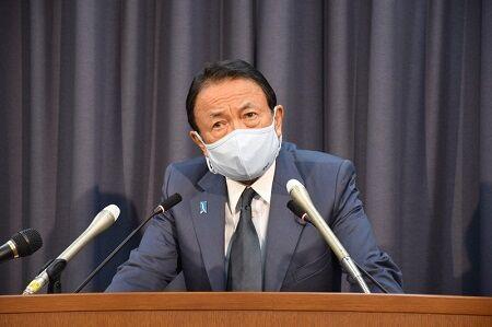麻生太郎 新型コロナ 行動制限 自粛 緊急事態宣言 分科会に関連した画像-01