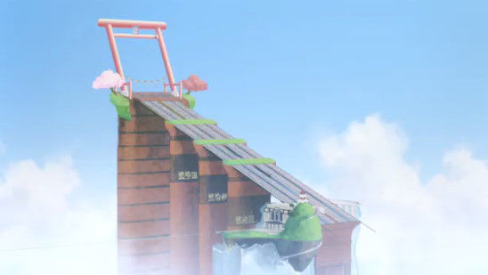 たつき監督 傾福さん 新作アニメ オリジナルアニメ けものフレンズ 息抜きに関連した画像-06