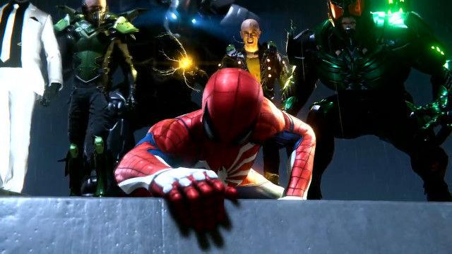 スパイダーマンゲームプレイに関連した画像-17