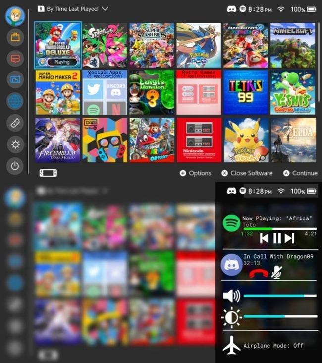 ニンテンドースイッチホーム画面UI改善案に関連した画像-07