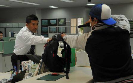 銀行 強盗  撃退 史上最強 警備 セキュリティに関連した画像-01