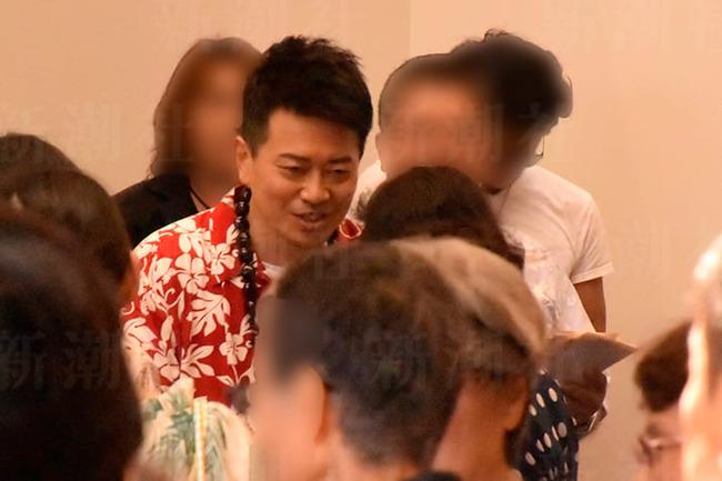 宮迫博之 フラダンスイベント 振り込め詐欺防止 チラシ配りに関連した画像-04