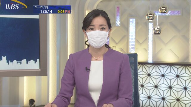 テレビ東京 マスク 出演者 報道番組に関連した画像-01