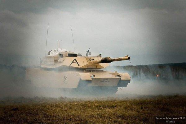 ロシア サバゲー 戦車 4500人 砲撃 爆破に関連した画像-13