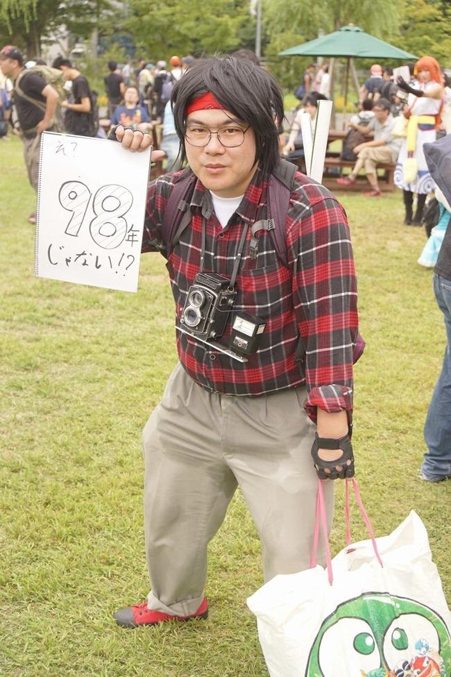 コスプレ コミケ コミックマーケット C94 オタク に関連した画像-03