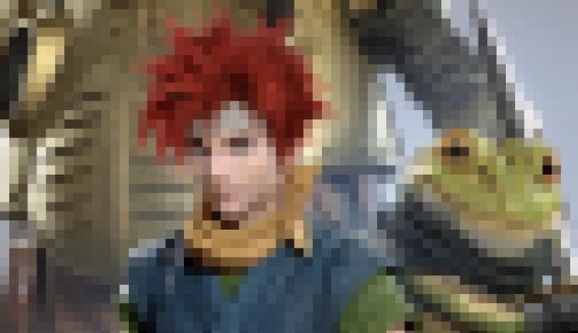 ラファエル・グラセッティ クロノ・トリガー クロノ 3D イケメン FFに関連した画像-01