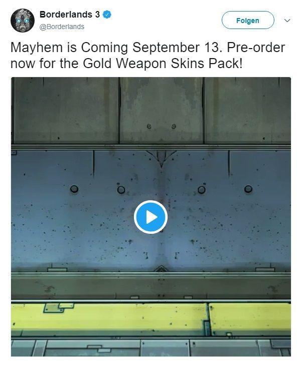 ボーダーランズ3 発売日 9月13日に関連した画像-02