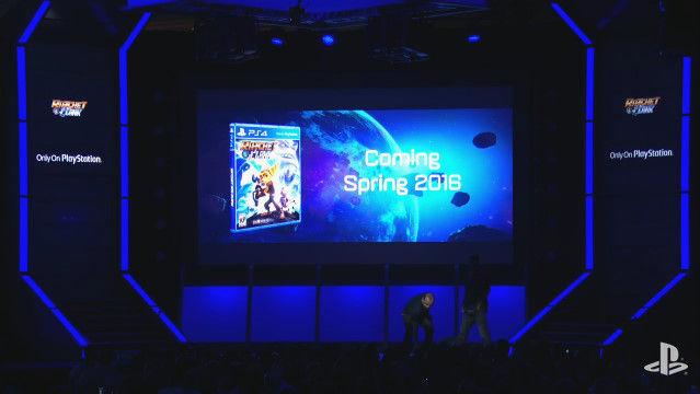 ラチェット&クランク PS4 発売日に関連した画像-02