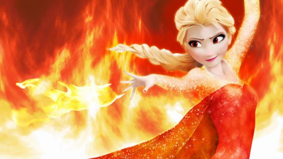 アナと雪の女王に関連した画像-01