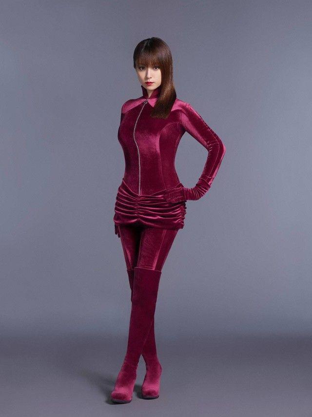 ルパンの娘 深田恭子 泥棒スーツに関連した画像-05