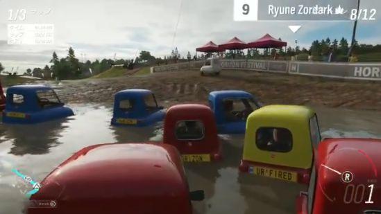 レースゲーム フォルツァホライゾン4 世界 最小 車 珍事件 P50に関連した画像-09