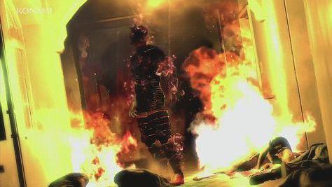 【怖すぎ】散歩中の男性がいきなり燃えだす「人体自然発火現象」で焼死 原因は・・・