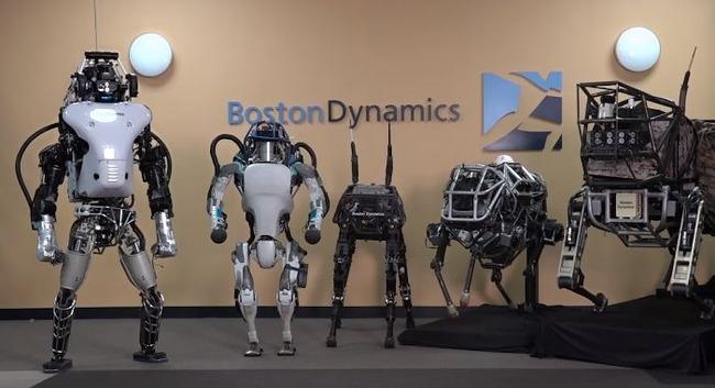 二足歩行ロボット ボストンダイナミクスに関連した画像-01