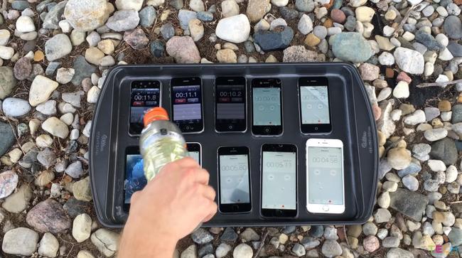 iPhone 燃やす 歴代 携帯 スマホ アップルに関連した画像-03