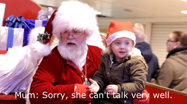 サンタクロース サンタ 神対応に関連した画像-03