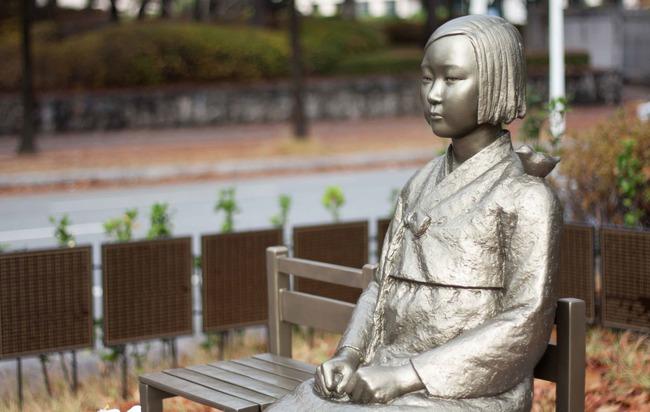 韓国 慰安婦像 安倍首相 土下座に関連した画像-01