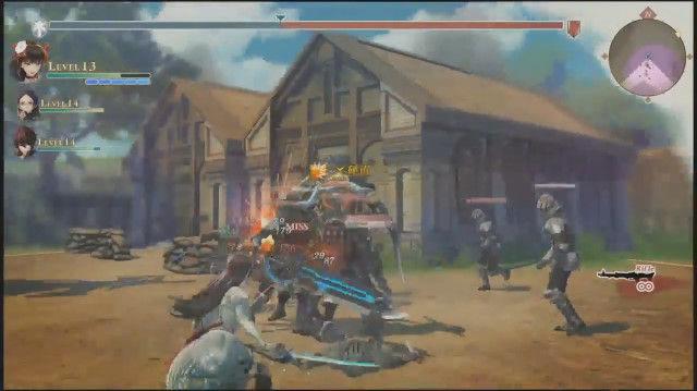 蒼き革命のヴァルキュリア 体験版 動画に関連した画像-08