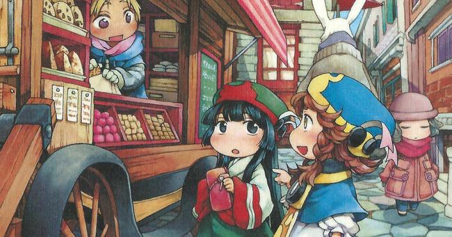 ハクメイとミコチ テレビアニメ化に関連した画像-01