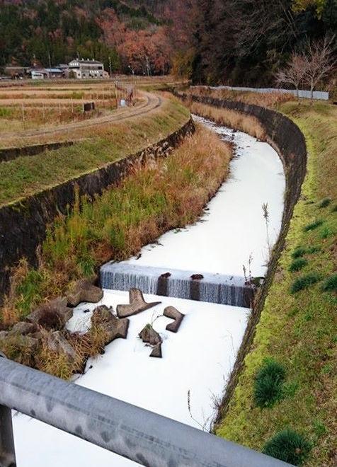 生乳 トレーラー横転 川に関連した画像-03