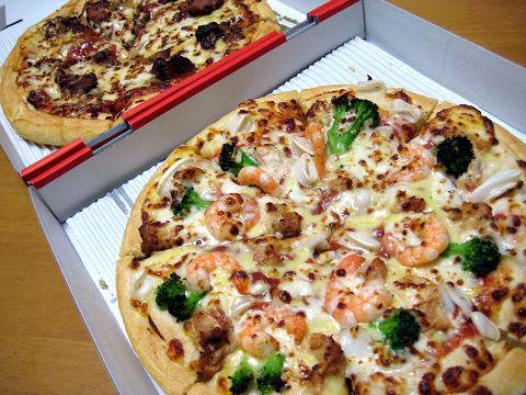 宅配ピザ バイト 台風に関連した画像-01