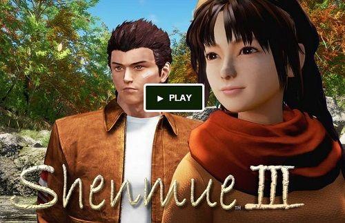 PS4 PC シェンムー3に関連した画像-01
