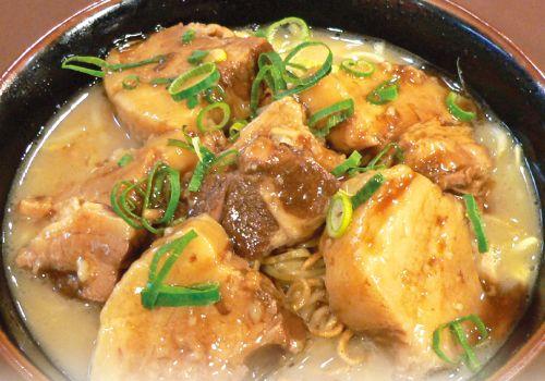 ラーメン 豚骨 鶏ガラ スープ 健康 栄養 カルシウム コラーゲン 塩分 脂に関連した画像-01