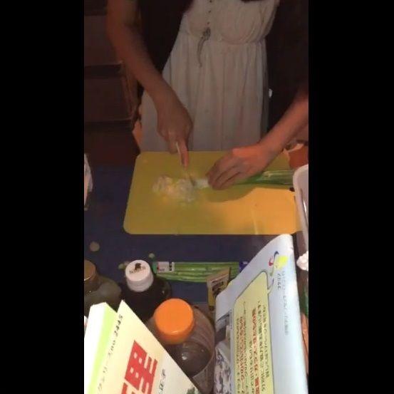 やしろあずき 料理中 実況中継に関連した画像-07