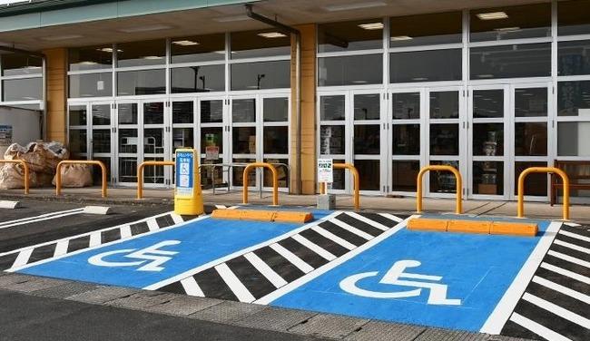障害者用駐車場 口の悪い 張り紙に関連した画像-01
