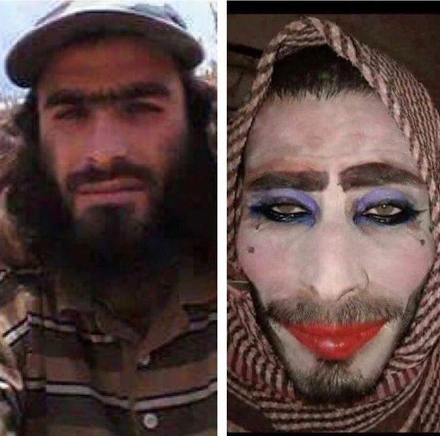ISIS イスラム国 過激派 メイク 女子力に関連した画像-03