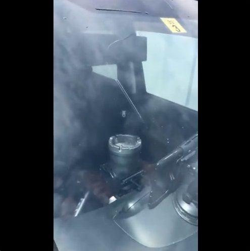 洗車 フロントガラス 熱割れに関連した画像-04