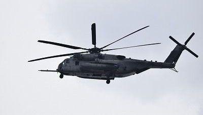 沖縄・普天間の小学校に米軍ヘリの窓が落下し児童1人が怪我、基地移設の議論が再燃