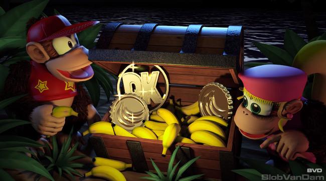 スーパードンキーコング2 HD リメイク ファインメイクに関連した画像-01