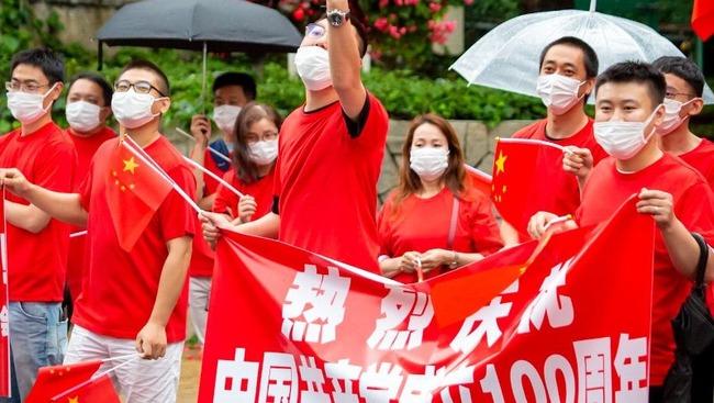 東京 人権集会 中国共産党 中国人 乱入 妨害 逮捕に関連した画像-01
