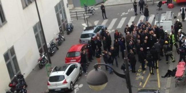 パリ テロ 銃撃戦に関連した画像-01