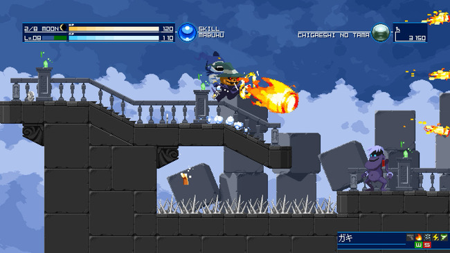 メガテン 2Dアクションゲーム 無料配信に関連した画像-04