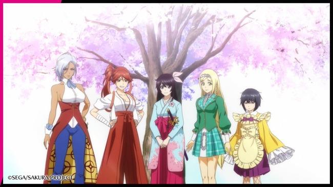 サクラ大戦 TVアニメ 2020年に関連した画像-04