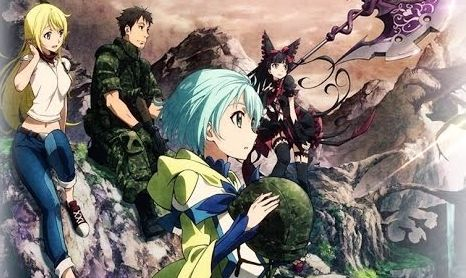 GATE アニメ まとめサイトに関連した画像-01