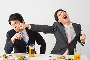 上司 飲み会 嫌な経験に関連した画像-01