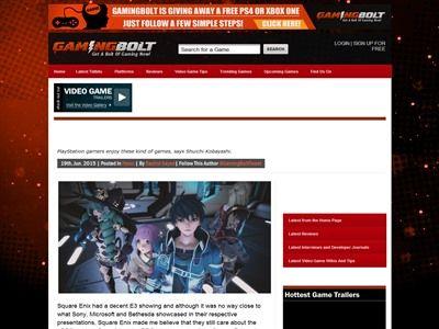 スターオーシャン5 スクエニ PS4に関連した画像-02