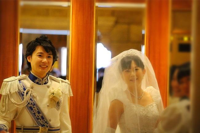 西又葵 結婚式 ディズニーランド シンデレラ城 イラストレーター 三宅淳一に関連した画像-23