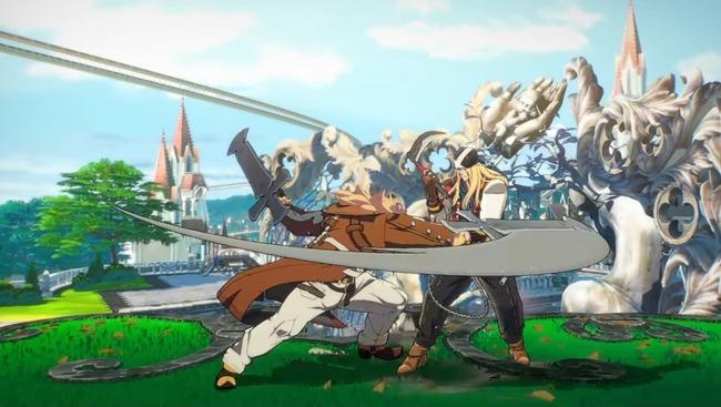 ギルティギア ストライヴ 名残雪 レオ=ホワイトファング PS5に関連した画像-03