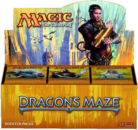 マジックザギャザリング MTG ドラゴンの迷路 転売屋に関連した画像-02